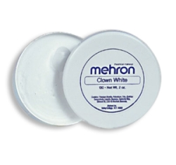Clown White Mehron