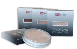 Color Cake Foundations Ben Nye - Kolory naturalne