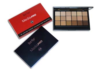 MediaPro Sheer foundation Palette 18